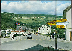 Fagernes, omkring 1965