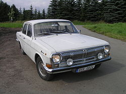 "GAZ-24 ""Volga"" in Czech Republic.jpg"