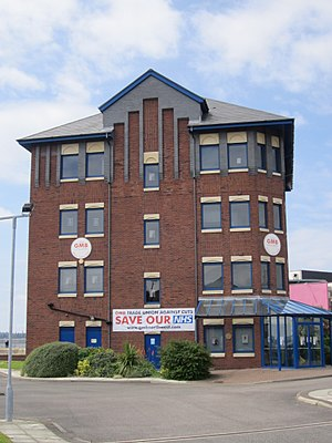 GMB (trade union) - GMB offices in Liverpool