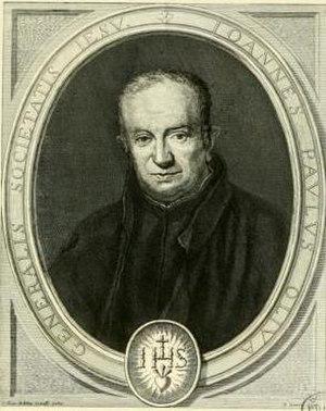 Giovanni Paolo Oliva - Image: GP Oliva