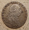 GREAT BRITAIN, GEORGE III 1787 -SIXPENCE b - Flickr - woody1778a.jpg
