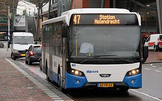 Gemeentelijk Vervoerbedrijf - Amsterdam Bus
