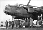 G for George air and ground crew Binbrook Dec 1943 AWM 069819.jpg
