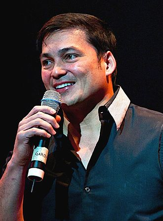 Gawad Urian for Best Actor - Gabby Concepcion is Gawad Urian Best Actor in 1993