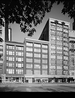 Gage Buildings - Chicago, Illinois.jpg