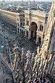 Galleria Vittorio Emanuele II dal duomo.jpg