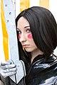 Gally cosplayer at Animagic 2009 (6).jpg