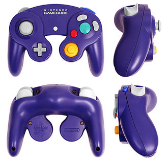 GameCube - Indigo GameCube controller