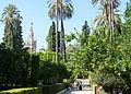 Garden of Dance - Alcázar of Seville, Spain - DSC07510.JPG