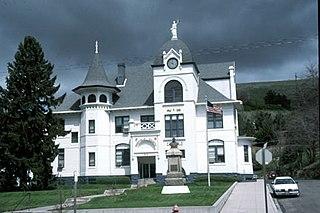 Garfield County, Washington U.S. county in Washington
