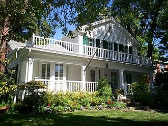 Hiram, Ohio - Former home of President James Garfield