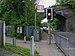 Garston station east entrance