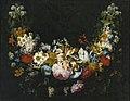 Gaspar Peeter Verbruggen (II) - A swag of flowers.jpg