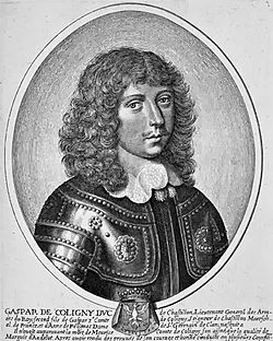 Image illustrative de l'article Gaspard IV de Coligny