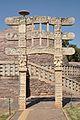 Gateway - Stupa 3 - Sanchi Hill 2013-02-21 4527.JPG