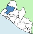 Gbarpolu County Liberia locator.png