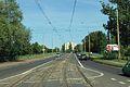 Gdańsk ulica Siennicka i most Siennicki.JPG