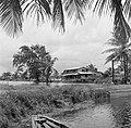 Gebouw in de polder van Nickerie, Bestanddeelnr 252-5557.jpg