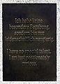Gedenktafel Kirchstr 13 (Moabi) Albert Einstein.jpg