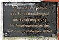 Gedenktafel Scharnhorststr 32 (Mitte) BKM.jpg