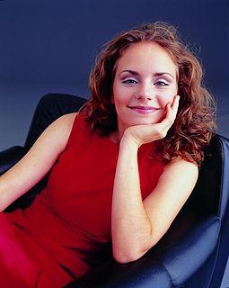 Julia Fischer German classical violinist, pianist