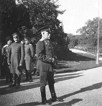 Ivan Dumbadze - General Dumbadze (c. 1914)