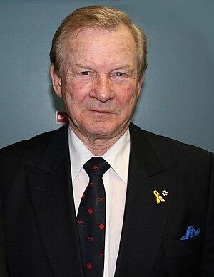 Lewis MacKenzie - General MacKenzie in 2010