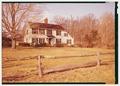 General view of house - Caumsett-Lloyd House, Lloyd Neck, Lloyd Harbor, Suffolk County, NY HABS NY-6386-1 (CT).tif