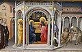 Gentile da fabriano, presentazione al tempio (da pala strozzi), 1423, 05.JPG