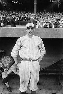 George Kelly (baseball) American baseball player