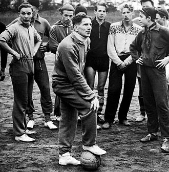 Åtvidabergs FF - Englishman George Raynor also managed clubs like Juventus and Lazio as well as the 1958 FIFA World Cup Swedish national team who finished runners-up.