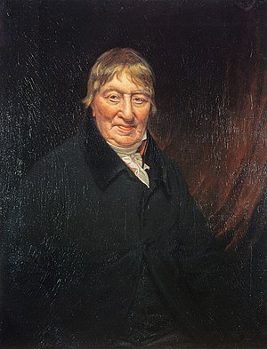 George Chalmers (antiquarian) - George Chalmers, 1824 portrait by James Tannock