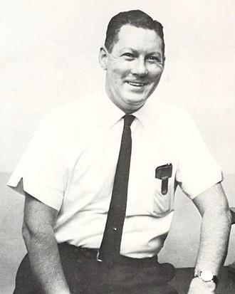 George Ireland - Ireland from the 1963 Loyolan