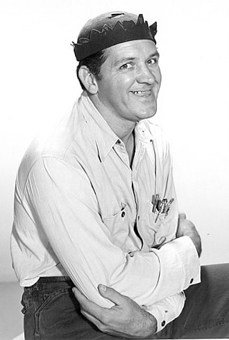 George Lindsey - Lindsey as Goober in The Andy Griffith Show