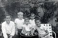 George W., Neil, Dorothy, Marvin and Jeb Bush 2874.jpg