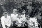 George W., Neil, Dorothy, Marvin and Jeb Bush 2874.jpg