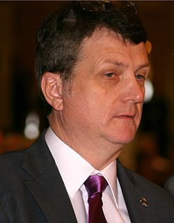 Gerard Batten Former Leader of the UK Independence Party