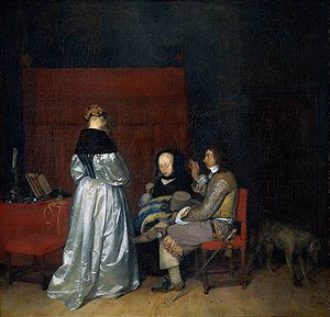 The Gallant Conversation - Image: Gerard ter Borch (II) 019