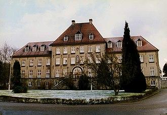 Cadier en Keer - Gerlach building at Cadier en Keer
