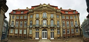 Mary of the Divine Heart - The Erbdrostenhof Palace (Münster, Germany) was her birthplace.