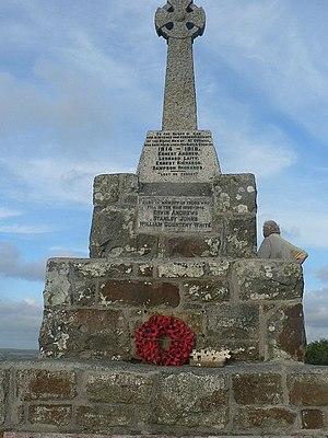 Tregonning Hill - Germoe war memorial