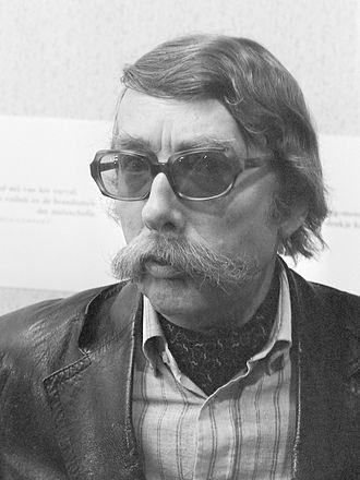 Gerrit Kouwenaar - Gerrit Kouwenaar in November 1978