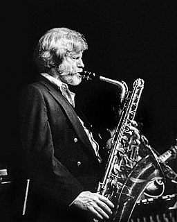 Gerry Mulligan American jazz baritone saxophonist, arranger and composer