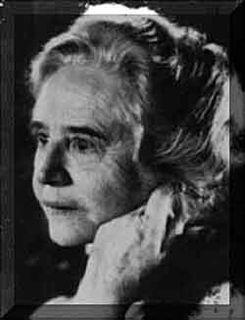 Gertrud von Le Fort German writer