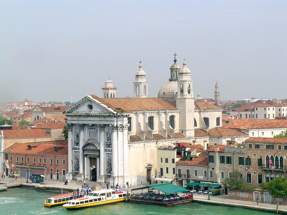 Gesuati church Venice May 09