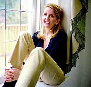 Scottish nutrionist Gillian McKeith.
