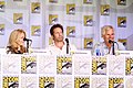 Gillian Anderson, David Duchovny & Chris Carter.jpg