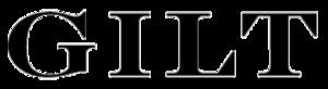 Gilt Groupe - Image: Gilt logo