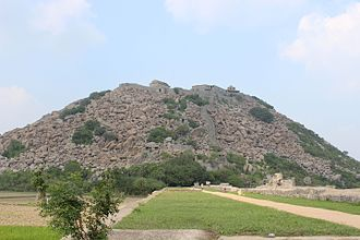 Gingee - Gingee Fort Hill