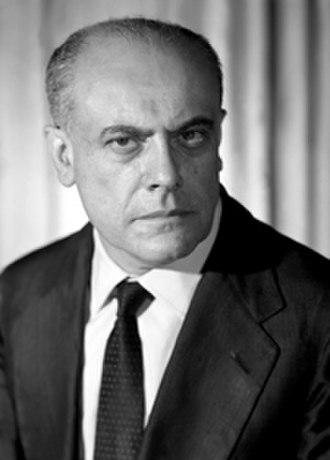 Italian Minister of Economic Development - Image: Giorgio Bo